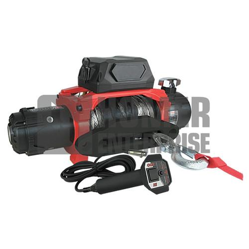 DUAL SPEED WINCH D12000SR