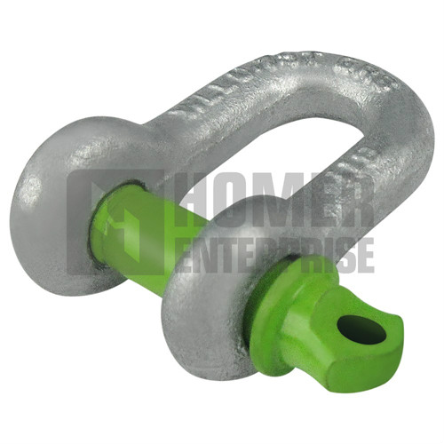"RECOVERY ""D"" SHACKLE G-210-8"